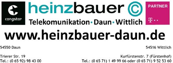 Heinz Bauer Telekomunikation